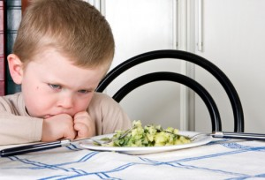 Picky eaters often suffer with IgG issues