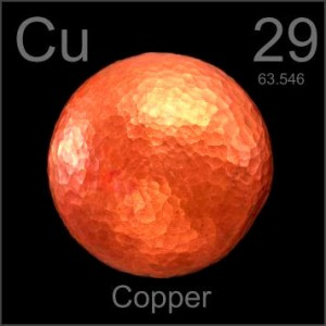 Copper excess