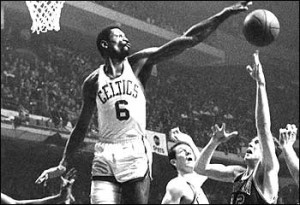 Bill Russell acts like Prozac and Paxil