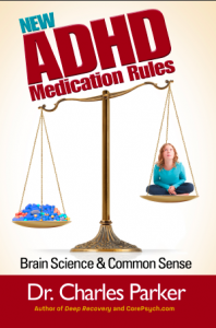 ADHD Medication Rules Cover:card